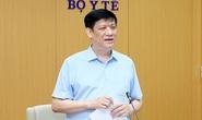 Quyền Bộ trưởng Bộ Y tế Nguyễn Thanh Long kiêm nhiệm chức vụ mới