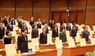 Quốc hội chia sẻ với mất mát, đau thương của người dân và chiến sĩ