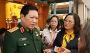 Bộ Quốc phòng bố trí việc làm cho vợ con những cán bộ, chiến sĩ Đoàn 337 đã hy sinh