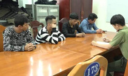 Bắt nhóm thanh niên trộm tài sản, đòi bảo kê thi công cao tốc