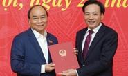 Thủ tướng trao quyết định bổ nhiệm cho nguyên Bí thư Tỉnh ủy Điện Biên