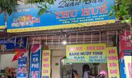 Quán bún bị phản ánh chặt chém đoàn làm từ thiện ở Hà Tĩnh
