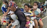 Bão Molave càn quét Philippines, hướng đến Việt Nam