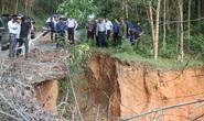 Bình Định: Nhiều địa phương cho học sinh nghỉ học vì lụt