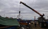 Phú Yên: Bão số 9 hiện giảm còn cấp 10