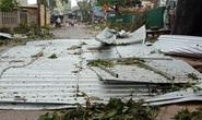 CẬN CẢNH: Bão số 9 tàn phá Lý Sơn khủng khiếp