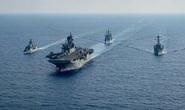 Mỹ - Ấn cùng thách thức Trung Quốc trên biển Đông