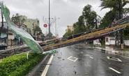 VIDEO: Quảng Ngãi tan hoang khi bão số 9 đi qua