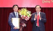 Thứ trưởng Bộ Xây dựng được điều động làm Phó Bí thư Quảng Ninh