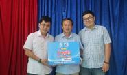 Khánh Việt - Khatoco hướng về học sinh vùng bão