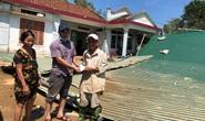 Báo Người Lao Động hỗ trợ khẩn cấp người dân vùng bão lũ Quảng Ngãi