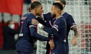 Song sát Neymar và Mbappe săn bàn, PSG đè bẹp đối thủ bằng ván đấu tennis