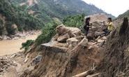 Không thể tìm kiếm những người mất tích tại Phước Sơn bằng thủ công