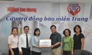 Công ty Phú Mỹ Hưng đến với đồng bào vùng lũ thông qua chương trình Trái tim miền Trung