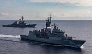 Mỹ - Úc tập trận chung trên biển Đông