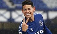James Rodriguez thể hiện quyền năng, Everton chiếm ngôi đầu Ngoại hạng