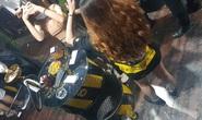 Công an Cần Thơ kiểm tra quán bar có 32 cô gái uống bia, hút shisha