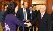Chùm ảnh Tổng Bí thư, Chủ tịch nước chủ trì khai mạc Hội nghị Trung ương 13