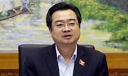 Bí thư Kiên Giang Nguyễn Thanh Nghị trở lại làm Thứ trưởng Bộ Xây dựng