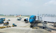 Lượng khách tăng cao, rút ngắn thời gian đóng cửa sân bay Nội Bài