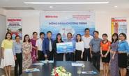 10 trường đại học ủng hộ chương trình Một triệu lá cờ Tổ quốc cùng ngư dân bám biển
