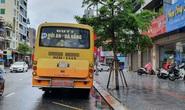 Phớt lờ lệnh cấm, xe buýt liên tỉnh vẫn vô tư dạo phố Đà Nẵng