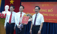 Ông Hoàng Vũ Thảnh được giao quyền Chủ tịch UBND TP Vũng Tàu