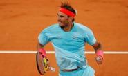 Clip Rafael Nadal toàn thắng, vào bán kết Roland Garros 2020