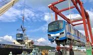 Cận cảnh: Toa tàu metro số 1 đã đến TP HCM