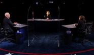 Bầu cử Mỹ: Hai phó tướng nhập cuộc tranh luận từ tốn hơn