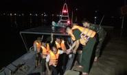 Đụng tàu hàng chìm do bão, tàu cá cũng chìm theo khiến 11 ngư dân gặp nạn