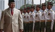 """Mỹ """"quên chuyện cũ"""" của Bộ trưởng Quốc phòng Indonesia vì Trung Quốc"""