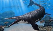 Thủy quái 17 mét trong hầm mỏ: loài chưa từng thấy trên thế giới