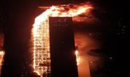Hàn Quốc: Tòa nhà 33 tầng cháy ngùn ngụt trong đêm