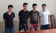 Khởi tố, bắt giam nhóm 9X thu tiền bảo kê ở chợ Long Hải
