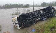 Tất cả 50 hồ thủy lợi ở Phú Yên đang xả lũ