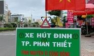 Nhóm SBC Bình Thuận chế xe hút đinh, triệt đường làm ăn của đinh tặc