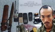 Đấu súng truy bắt nhóm buôn ma túy manh động, trung úy biên phòng bị thương