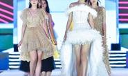 Hoa hậu Việt Nam tỏa sáng trong đêm thi Người đẹp Thời trang