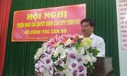 CLIP: Tân Bí thư Huyện ủy Phú Quốc cam kết trên cương vị mới