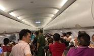 Tạm giữ một hành khách la hét có bom trên máy bay Hà Nội đi TP HCM