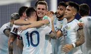 Vòng loại Word Cup 2022: Messi mất bàn oan uổng, Argentina vẫn lên ngôi đầu