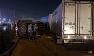 Sau tai nạn 3 tài xế thương vong, Bộ Công an chỉ đạo điều tra chất lượng dải phân cách QL 5A
