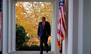 Ông Donald Trump hẹp đường ở lại Nhà Trắng