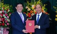 Thủ tướng trao quyết định bổ nhiệm ông Nguyễn Thanh Long làm Bộ trưởng Bộ Y tế