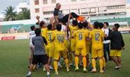 Gia Định FC thăng hạng nhất