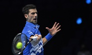 Djokovic gặp khó tại ATP Finals 2020
