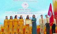 TP HCM: Trường Tiểu học Đinh Tiên Hoàng đón nhận Huân chương Lao động hạng Nhất
