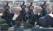 """Trung Quốc đặt mục tiêu ngang hàng quân đội Mỹ"""" vào năm 2027"""