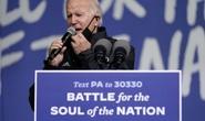 Ông Biden không để Tổng thống Trump tuyên bố chiến thắng khi chưa rõ ràng
